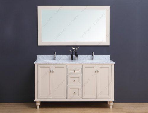 traditional bathroom vanity lux604060