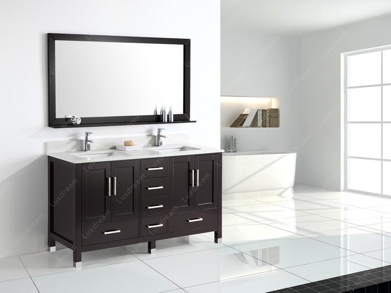 Modern Bathroom Vanity LUX 605060B Luxdream Leading