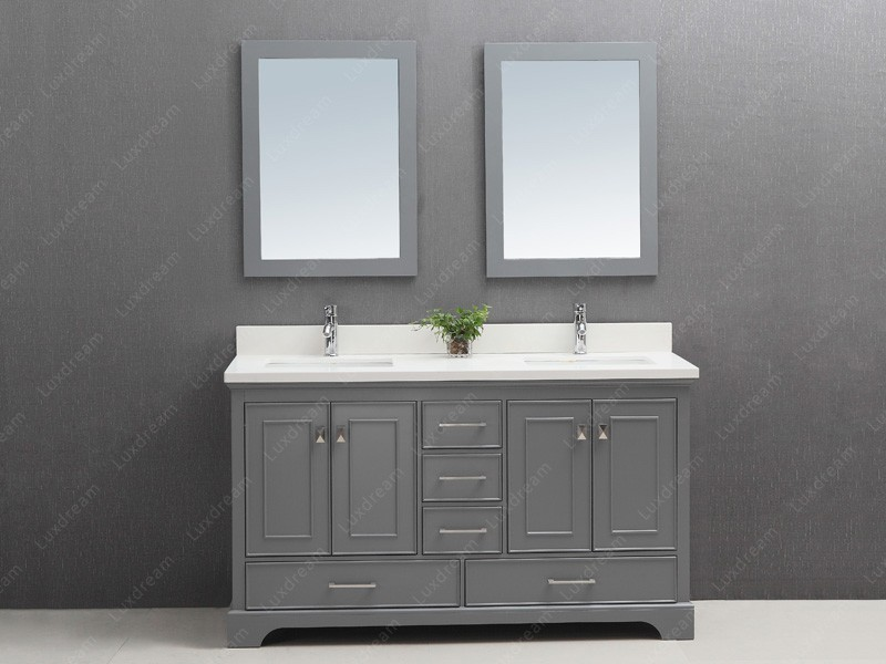 Classical Bathroom Vanity LUX 613060