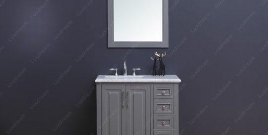 american 36 inch traditional bathroom vanity