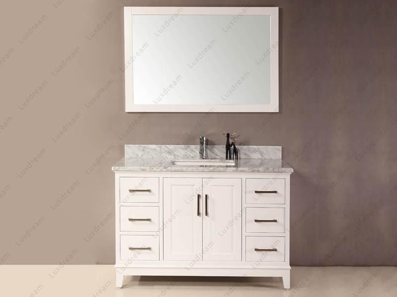 Bathroom Cabinet Lux 606036b
