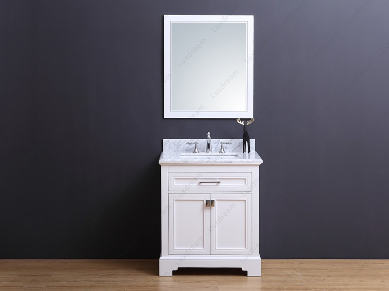 Traditional Bathroom Vanity LUX 609024
